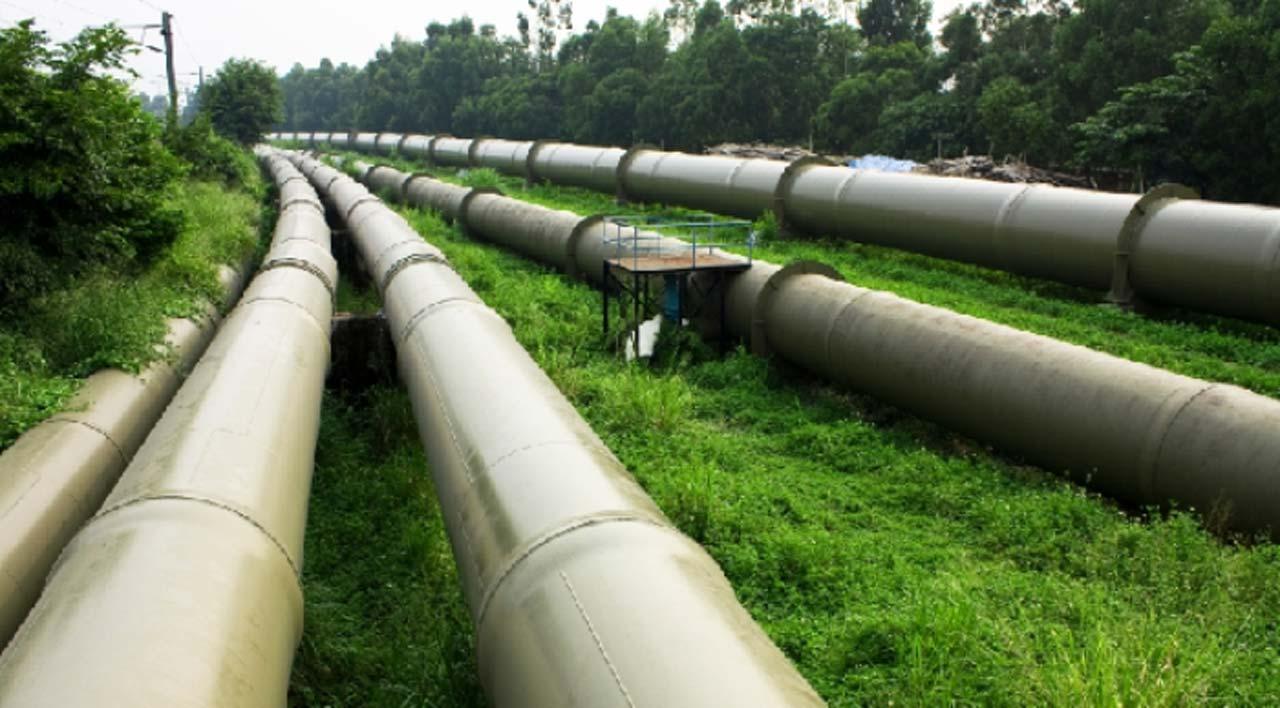 Nigeria's oil revenue price hits $57