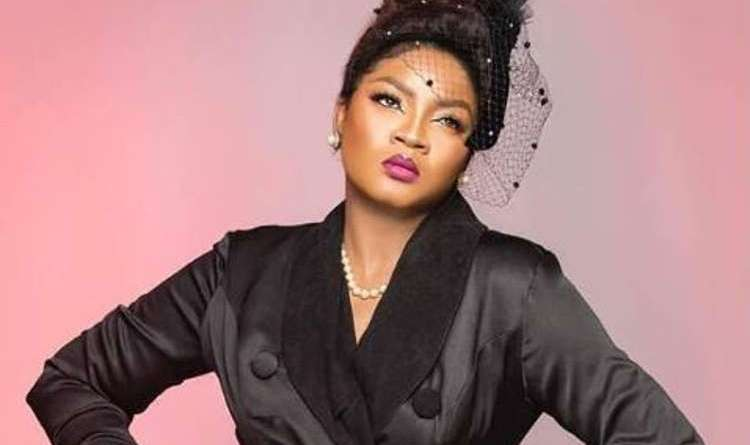 Actress Omotola Jalade-Ekeinde contracts COVID-19