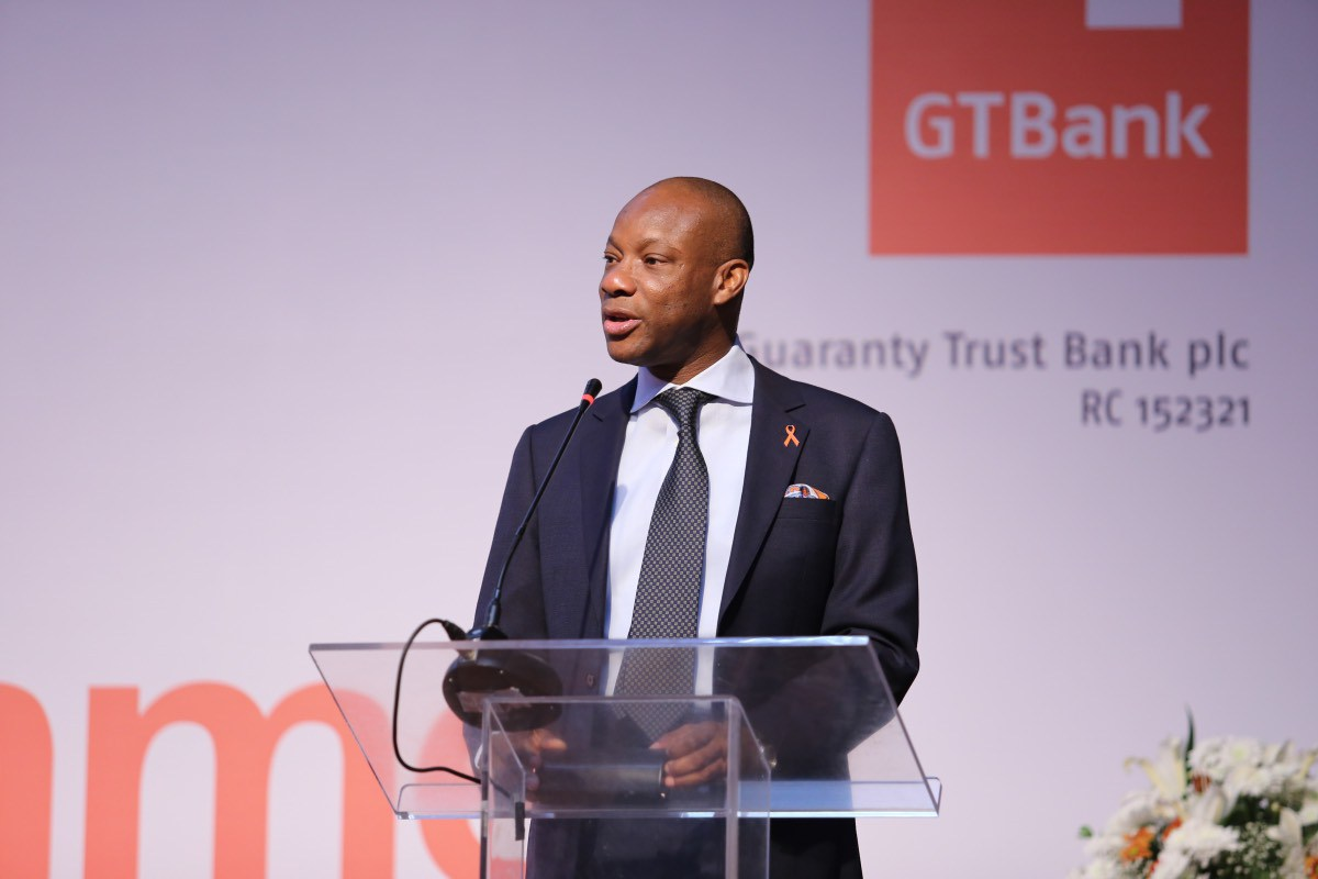 CEO Succession: GTBank in crisis as Segun Agbaje battles 3 directors, 6 GMs out to pave way for his candidate