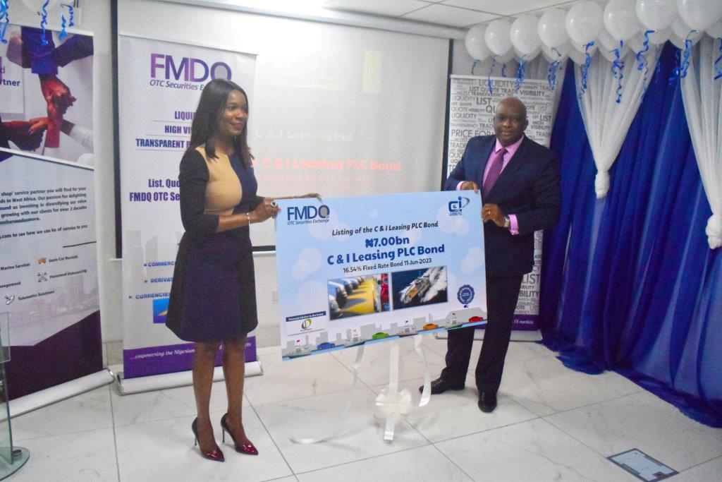 Debt refinancing: C&I Leasing to float N10bn bond