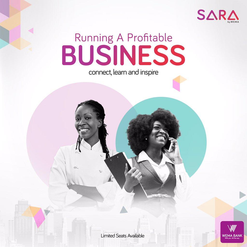 Wema Bank boosts female entrepreneurship with free business growth, sustainability training