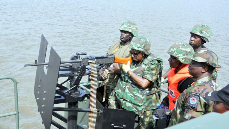 Piracy: Navy deploys 6 warships for special operations in 4 states
