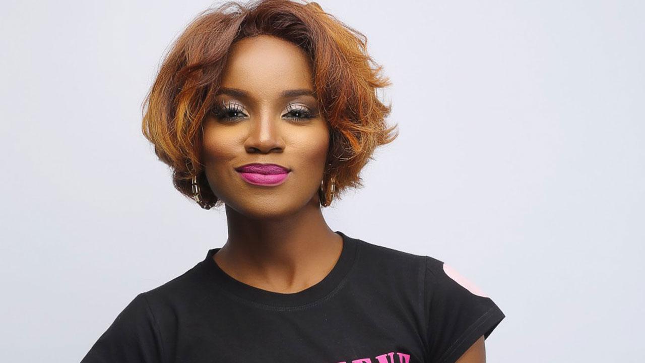 Seyi Shay narrates how she escaped auto crash