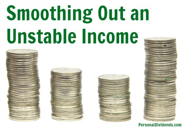 3 ways to manage an unstable income