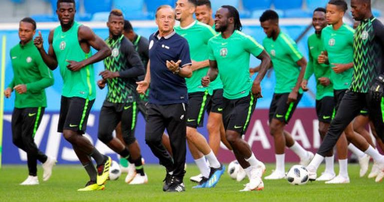 Eagles out to end Algeria's 18-game unbeaten record - Rohr