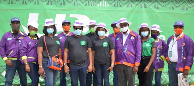 Heritage Bank partners LAWMA for sustainable greener, cleaner Lagos