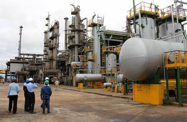 Oil workers picket firm in Warri, demand salary arrears