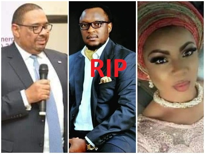 "FCMB: ""Our MD's love affair with ex-staff didn't result in husband's death"""