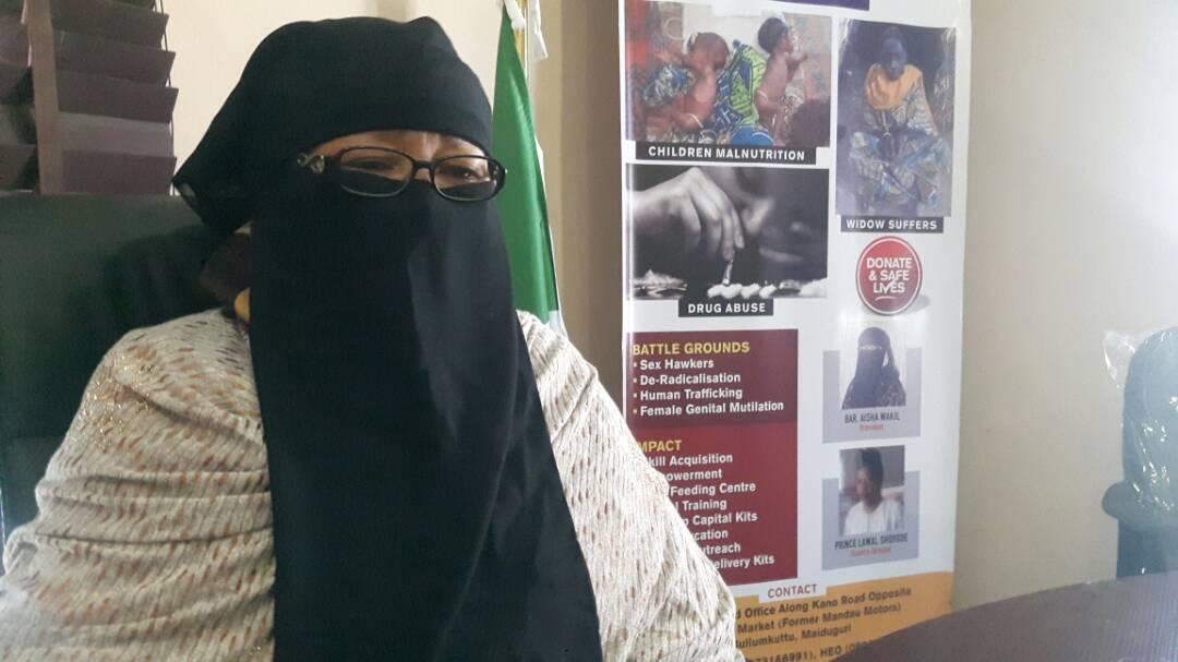 EFCC arraigns 'Mama Boko Haram' on fresh N41.7m fraud charges