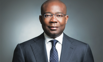 NSE honours Aig-Imoukhuede