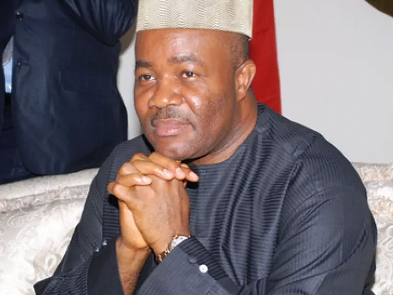 Jailed Prof didn't work for me, says Akpabio