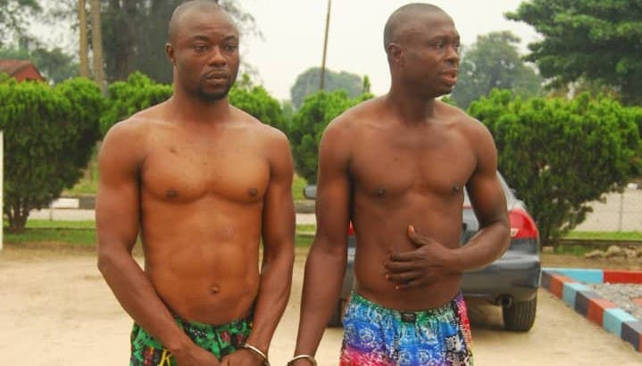 IPMAN Surveillance Team arrests oil wellheads thieves in Delta