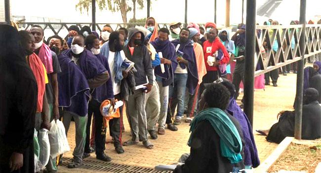 255 stranded Nigerians evacuated from Saudi