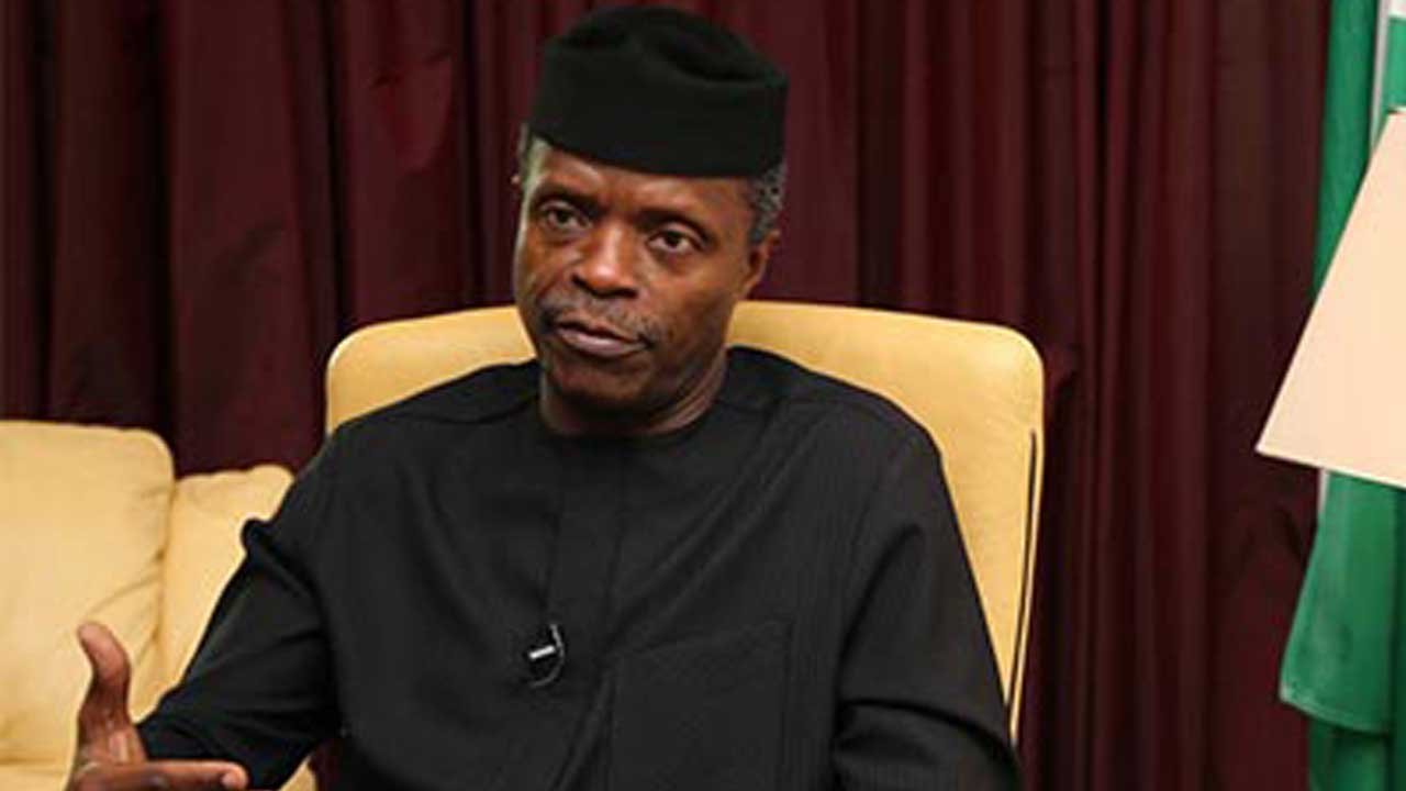 Digital Economy: VP Osinbajo harps on broadband penetration