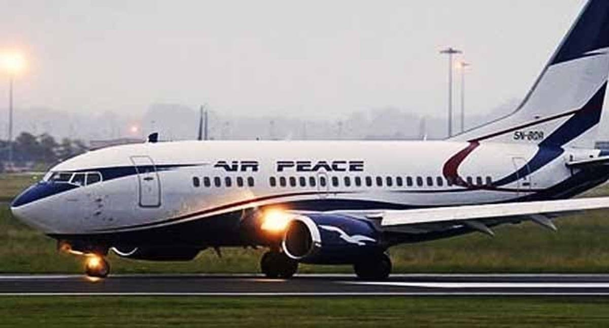 Air Peace to take delivery of Boeing Max aircrafts