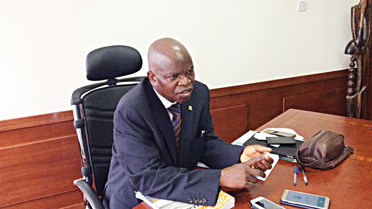 Professor Segun Ajibola, former President, the Chartered Institute of Bankers Of Nigeria (CIBN)