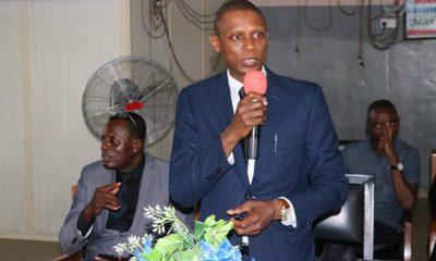 President Buhari reappoints Jelani Aliyu as NADDC DG