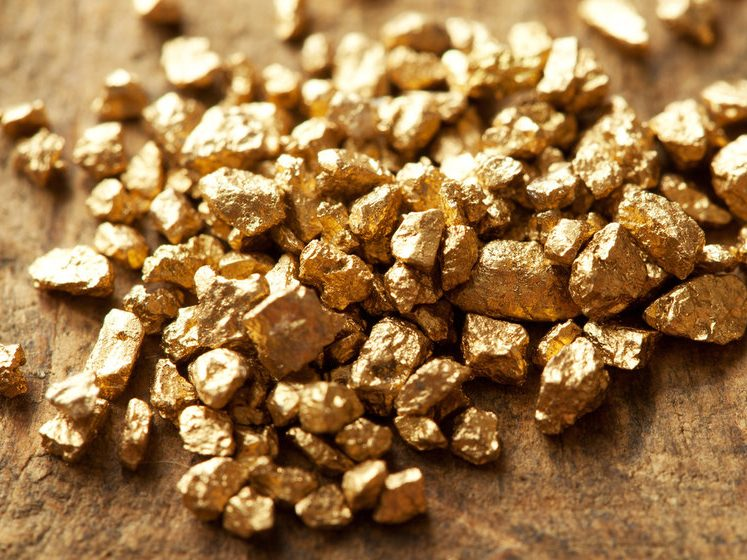 Nigeria produces 1.6m grams of gold production in 5 years