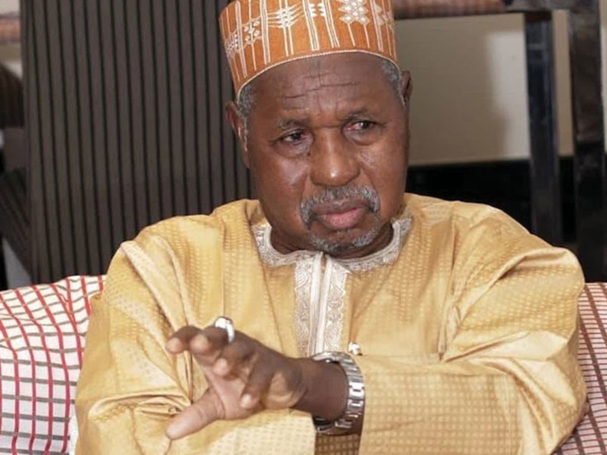 Masari charges governors to seek alternative revenue