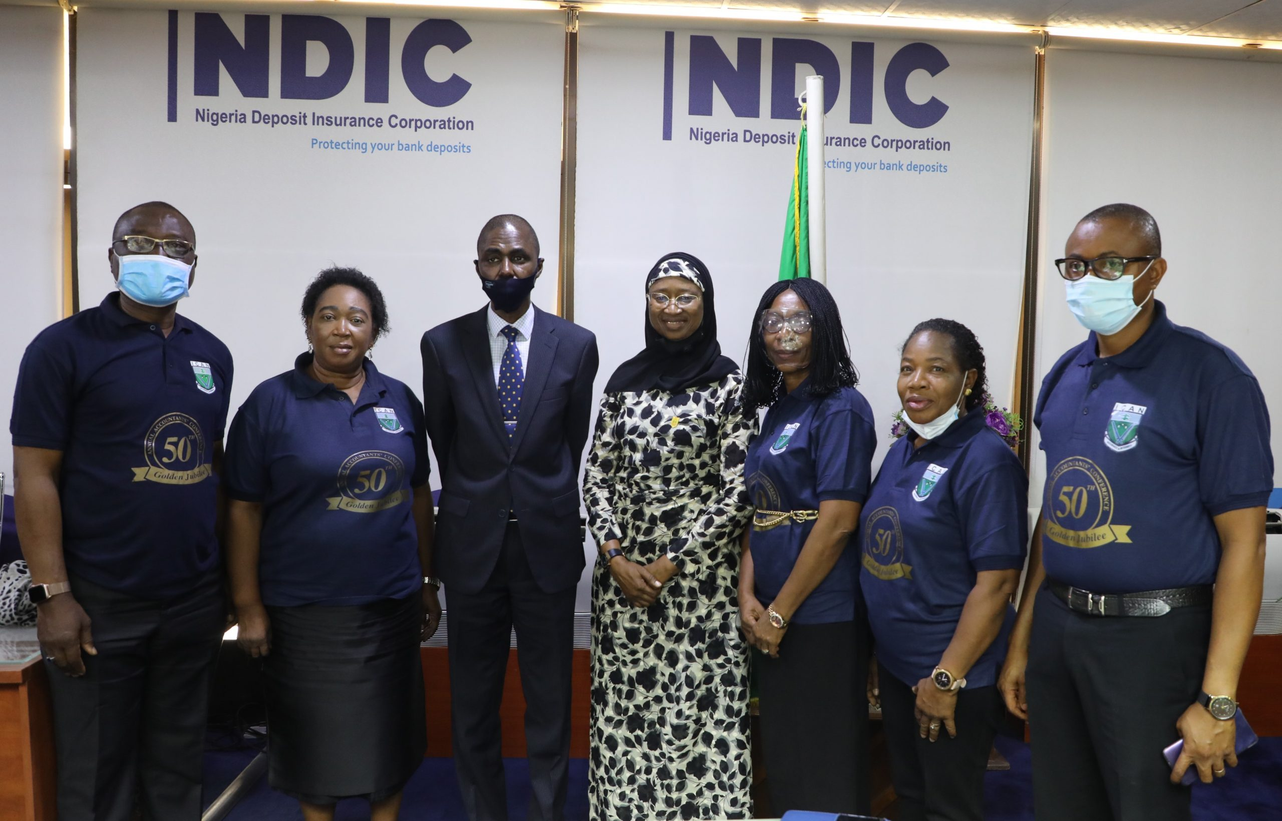 NDIC boss tasks auditors on accuracy, integrity