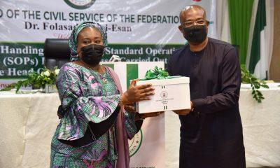 Nigerian Civil Service partners AIG on manpower development