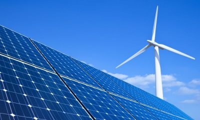 Record Global Renewable Energy Capacity Achieved in 2020