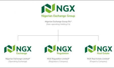 Nigerian Stock Exchange unveils new corporate identity