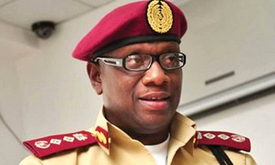 90% of trucks in Nigeria over 30 years old – FRSC