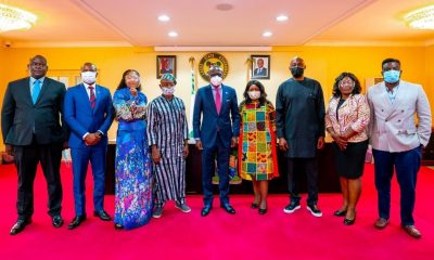 Sanwo-Olu launches N1bn intervention fund for entertainment sector