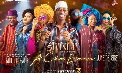 FirstBank's sponsored movie, 'Ayinla', premieres on Sunday in Lagos