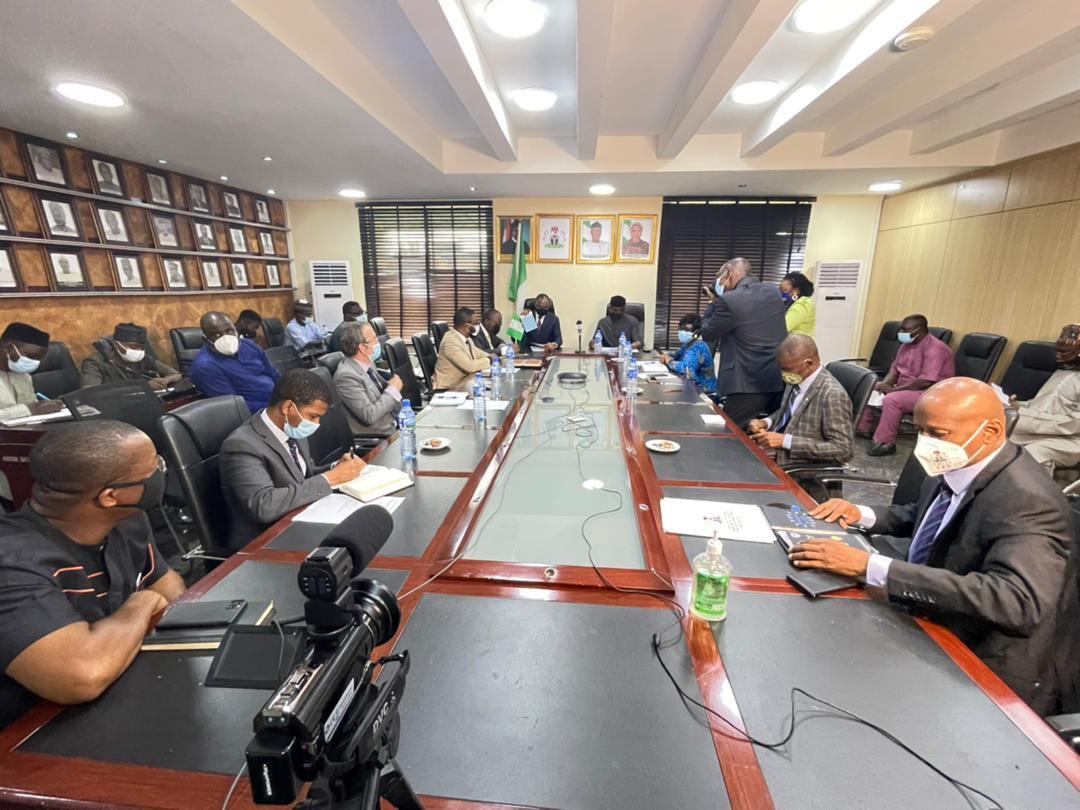 Nigeria, UK business teams meet in Abuja