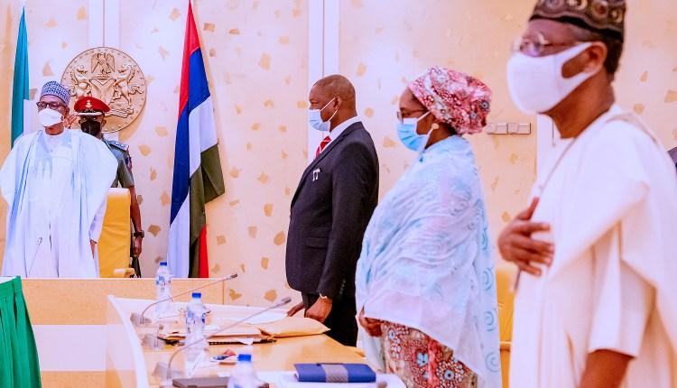 Nigerian govt approves N895 billion draft supplementary budget