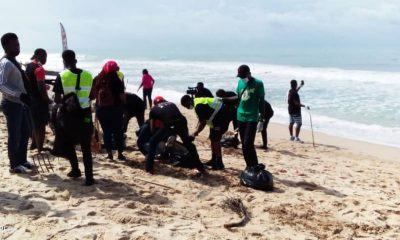 Environment Day: Sterling One Foundation reiterates commitment to Alpha, Eleko Beaches clean up