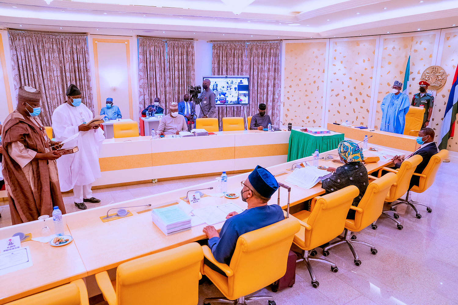 Nigerian cabinet approves N309bn for road construction