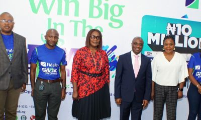GAIM Season 4: Fidelity Bank splashes N39m on customers
