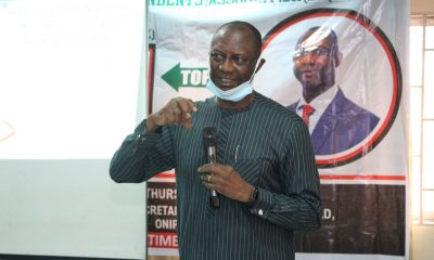 BAA Consult boss expresses worry over Nigeria's depleting import cover