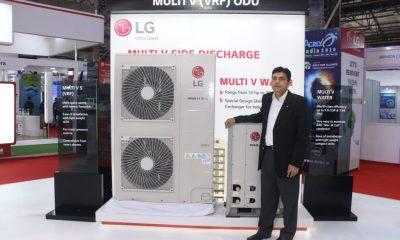LG Electronics offers Smart HVAC Solution