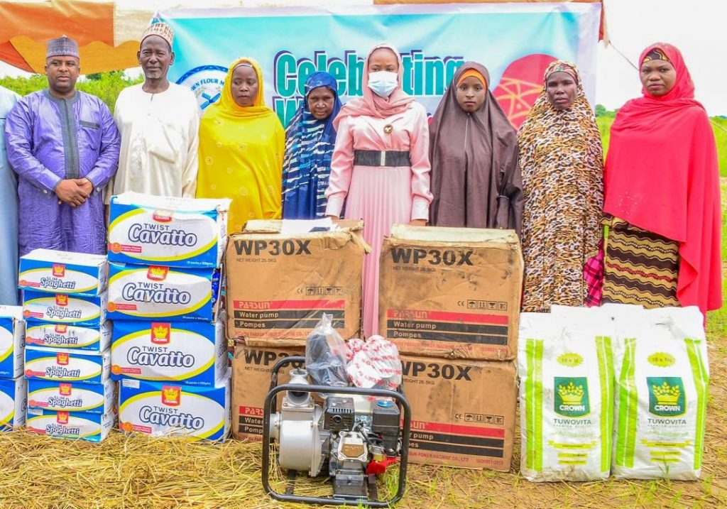 CFM empowers women wheat growers in Kano