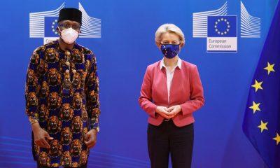 Nigeria ready to partner with EU to improve COVID-19 vaccine