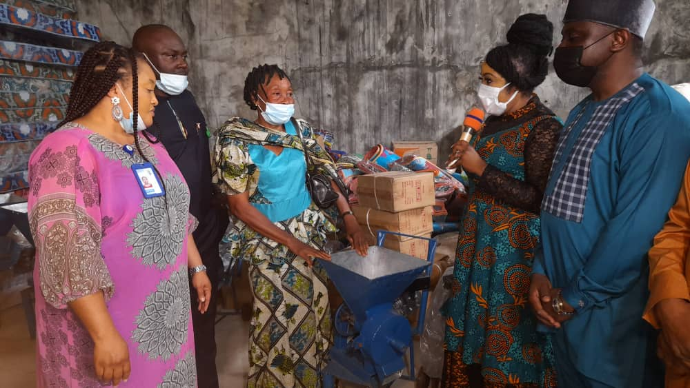 NIMASA empowers SMEs, IDPs in C/River