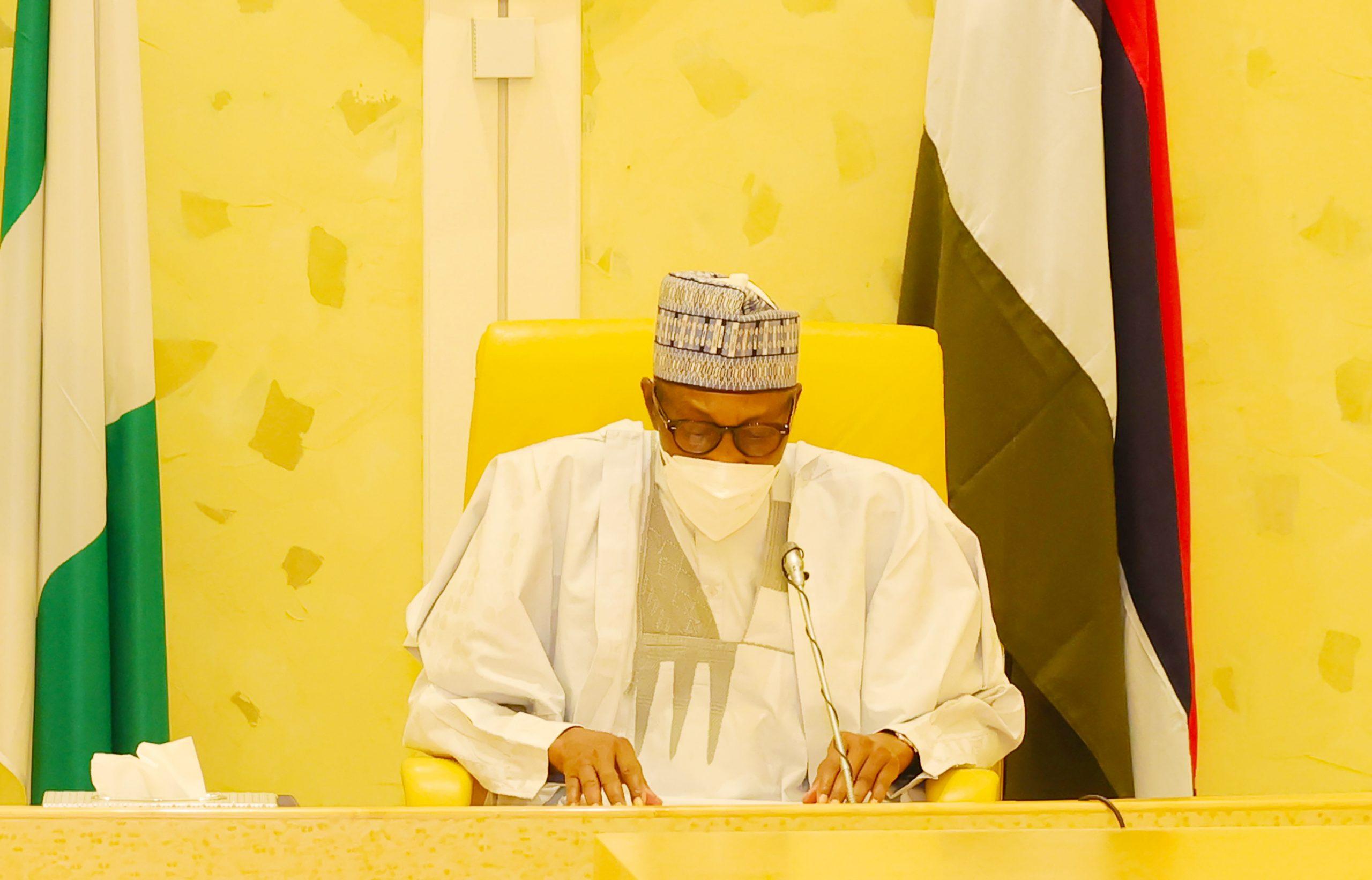 """We have empowered 1.6m Nigerian households""-President Buhari"