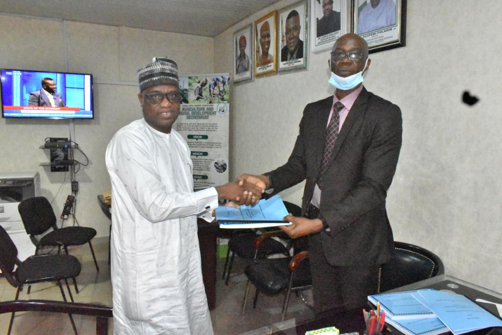 Sadeeq unveils strategy to enhance food security in FCT