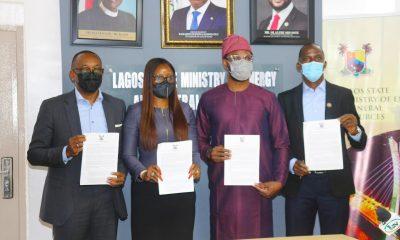 Lagos partners firms on power distribution, free prepaid metres