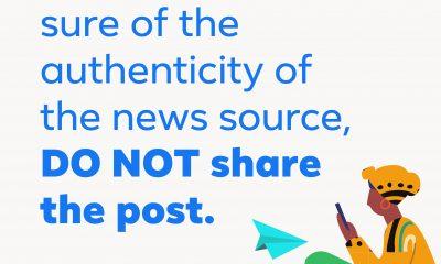 Facebook, Big Cabal Media, Comic Republic launch #NoFalseNewsZone campaign against fake news