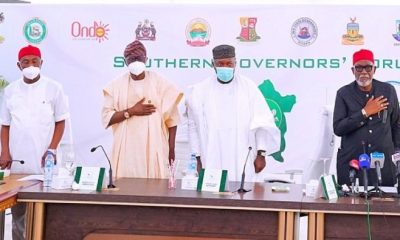 Southern govs back Rivers, Lagos on VAT collection