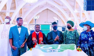 Nigeria's vision will remain undefeated —VP Osinbajo
