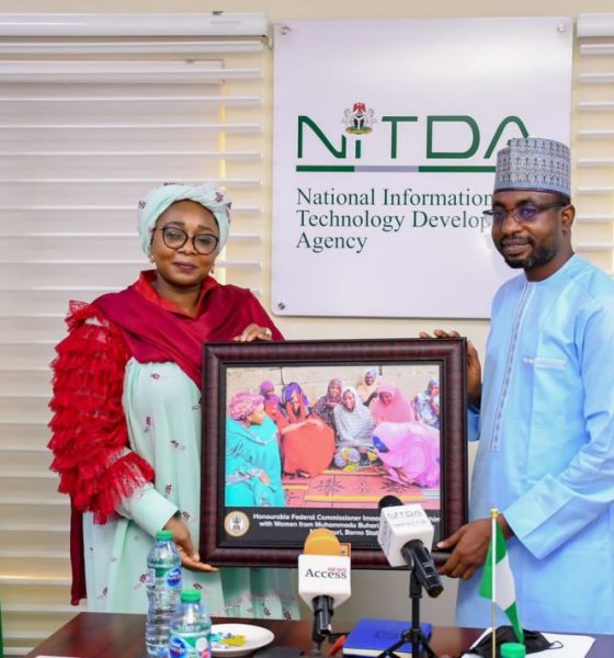 NITDA to train 10,000 persons of concern on ICT