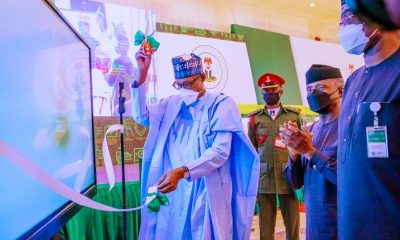 President Buhari vows to complete projects before 2023