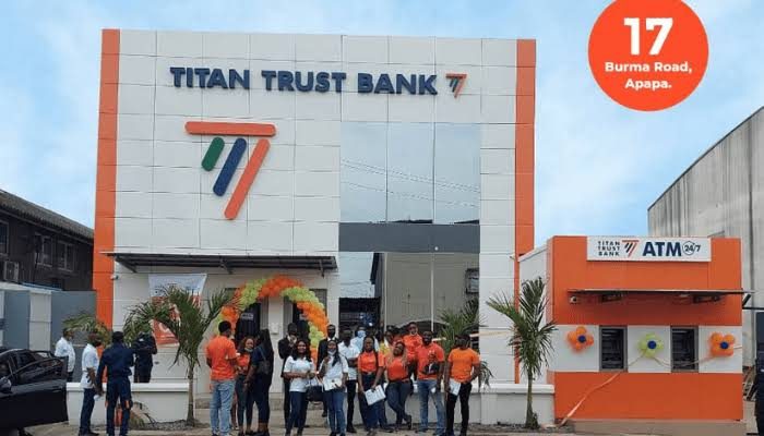 Titan Trust Bank: two years of service with power and pride